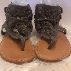 NWOT Naughty Monkey  Sandals